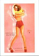 Femme - Nu - Pin Up - Illustrateur Zoé Mozert - Pin-Ups