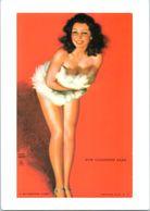 Femme - Nu - Pin Up - Illustrateur Earl Moran - Fur Goodness Sake - Pin-Ups