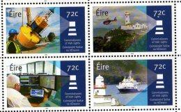 2016 Ireland - Irish Lighthouses/ Commissioners Of Irish Lights -  Blocks Of 4 - MNH**  MiNr. 2203 - 2206 - Leuchttürme