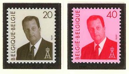 België 1994 - 2559/2560**- POSTFRIS - NEUF SANS CHARNIERES - MNH - POSTFRISCH - 1993-.. MVTM