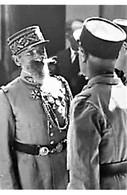 Légion étrangère - Le Général Paul-Frédéric Rollet En Tournée D'inspection - Documents