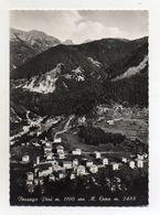 Brusago Frazione Del Comune Di Bedollo (Trento) - Con Il Monte Croce -Viaggiata Nel 1963 - (FDC10599) - Trento