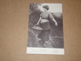 Salon De 1911.C.Bellanger.Les Pommes.Ecrite En 1917. - Peintures & Tableaux