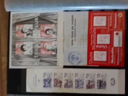 FRANCE - TIMBRES  P-A TAXE - PREO - BLOCS - CARNETS ECT.....NEUF** à 90 % NEUF* à 10 % - Briefmarken