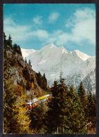 011542/ MASSIF DU MONT BLANC, L'Aiguille De Bionnassay Et Le Tramway Du Mont-Blanc - Frankrijk