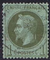0025 - OBL - COB - 20,00 € - 1853-1860 Napoléon III