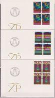 Lichtenstein FDC  1980  MiNr.761 - 763 4er Blocks Weihnachten ( D 2860 ) Günstige Versandkosten - FDC