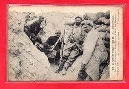 MILITARIA-CPA FORTIN DE BEAUSEJOUR - EN CHAMPAGNE - Guerra 1914-18