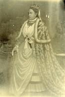 Madagascar Reine Ranavalona II Ancienne Photo Ramahandry 1910' - Africa