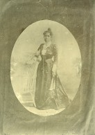 Madagascar Reine Ranavalona III Ancienne Photo Ramahandry 1910' - Africa