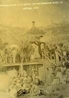 Madagascar Ranavalona IIIer Revue De Mahamasina Ancienne Photo Ramahandry 1910' - Afrique