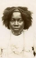 Madagascar Portrait De Femme Sakalave Sakalava Ancienne Photo Ramahandry 1910' - Africa