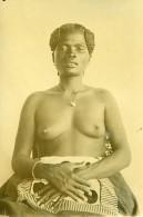 Madagascar Femme Sakalave Sakalava Ancienne Photo Ramahandry 1910' - Africa