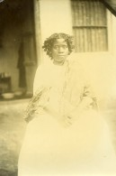 Madagascar Femme Sakalave Sakalava De Nossy Be Ancienne Photo Ramahandry 1910' - Africa