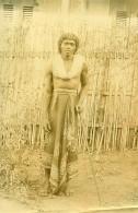 Madagascar Homme Sakalave Ancienne Photo Ramahandry 1910' - Africa