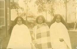 Madagascar Femmes Hovas En Deuil Ancienne Photo Ramahandry 1910' - Africa