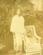 Madagascar Femme Hova DeTananarive Ancienne Photo Ramahandry 1910' - Afrique