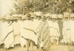 Madagascar Groupe Ethnie Betsileo Ancienne Photo Ramahandry 1910' - Africa