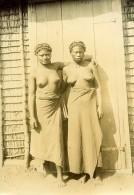 Madagascar Femmes Ethnie Mahafaly Ancienne Photo Ramahandry 1910' - Africa