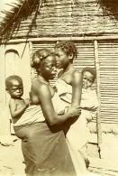 Madagascar Tananarive? Jeunes Femmes & Enfants Ancienne Photo Ramahandry 1910' - Africa