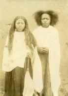 Madagascar Tananarive Jeunes Filles Ancienne Photo Ramahandry 1910' - Africa