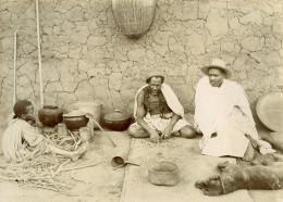 Madagascar Mpanandro Sorcier Ancienne Photo Ramahandry 1910' - Africa
