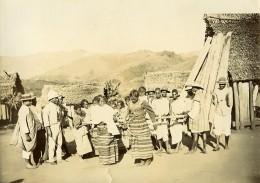 Madagascar Tromba Ou Bilo Possession Diabolique Ancienne Photo Ramahandry 1910' - Africa