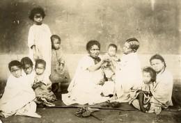 Madagascar Guerisseuse Sorcière Ancienne Photo Ramahandry 1910' - Africa