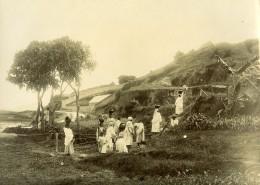 Madagascar Porteuses D'eau Au Puits Ancienne Photo Ramahandry 1910' - Africa