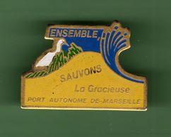 MARSEILLE *** PORT AUTONOME - ENSEMBLE SAUVONS LA GRACIEUSE *** 0041 - Cities