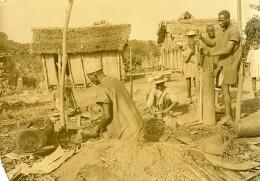 Madagascar Forgerons Malgaches Ancienne Photo Ramahandry 1910' - Afrique