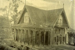 Madagascar Manampisoa Lapasoa Musée Historique Ancienne Photo Ramahandry 1910' - Africa