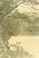Madagascar Tananarive La Résidence Du Gouverneur Ancienne Photo Ramahandry 1910' - Africa