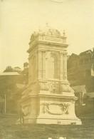 Madagascar Tananarive Monument Au Square Poincaré Ancienne Photo Ramahandry 1910' - Africa