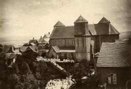 Madagascar Tananarive Eglise Abbaye? Ancienne Photo Ramahandry 1910' - Africa