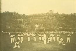 Madagascar Tananarive Mahamasina Fete Gymnastique Militaire Ancienne Photo Ramahandry 1910' - Africa