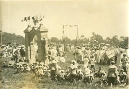 Madagascar Tananarive Mahamasina Fête Des Enfants Ancienne Photo Ramahandry 1910' - Africa
