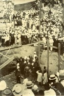 Madagascar Tananarive Square Poincaré Inauguration Du Monument Ancienne Photo Ramahandry 1909 - Africa