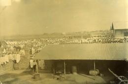 Madagascar Tananarive Gare Départ Du Gouverneur Augagneur Ancienne Photo Ramahandry 1910' - Africa
