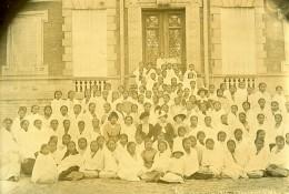 Madagascar Tananarive Dames Quéteuses De La Journée Du 75 Ancienne Photo Ramahandry 1915 - Afrique