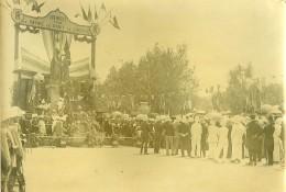 Madagascar Tananarive Monument Au Morts Armistice? Ancienne Photo Ramahandry 1920 - Africa
