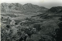 Comores Anjouan Vue Prise Du Col De Patsy Domaine De La Cie Bambao Ancienne Photo 1950 - Africa