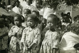 Madagascar Antsalova Enfants Sakalave Sakalava Du Menabe Ancienne Photo 1950 - Africa