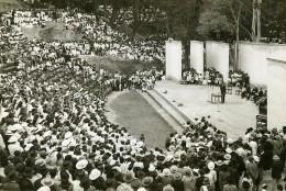 Madagascar Tananarive Inauguration Du Foyer Chrétien Des Jeunes Ancienne Photo 1950 - Africa