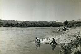 Madagascar Miandrivazo La Riviere Mahajilo Ancienne Photo 1950 - Africa