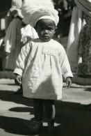 Madagascar Tananarive Fête Des Enfants Ancienne Photo 1950 - Africa