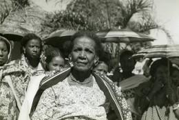 Madagascar Ambato Boeni Princesse Sakalave Sakalava Ancienne Photo 1950 - Africa