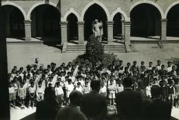 Madagascar Tananarive? College Ecole Saint Michel Ancienne Photo 1950 - Africa