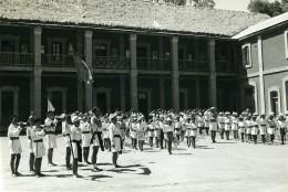 Madagascar Arivonimamo Ecole Jesuite? Ancienne Photo 1950 - Africa
