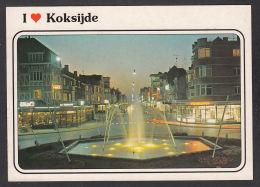 73882/ KOKSIJDE, Zeelaan - Koksijde